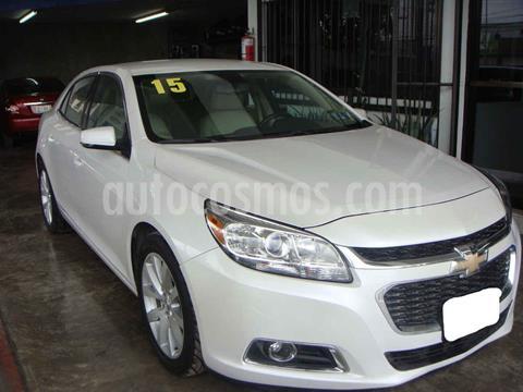 foto Chevrolet Malibú LT 2.5 Tela usado (2015) color Blanco precio $215,000
