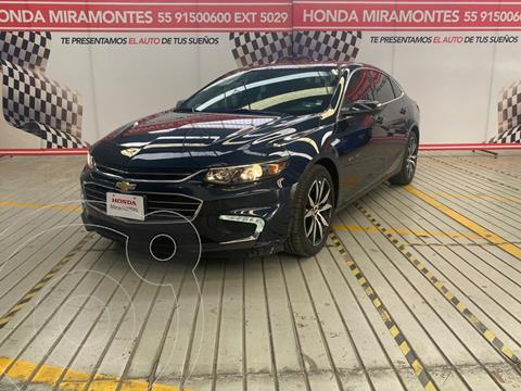 foto Chevrolet Malibú LT 2.0 Turbo financiado en mensualidades enganche $76,250 mensualidades desde $7,098