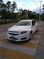 Chevrolet Malibu LT 2.5 Tela usado (2013) color Blanco precio $155,000