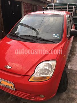 foto Chevrolet Matiz LS Plus usado (2015) color Rojo Fuego precio $69,000