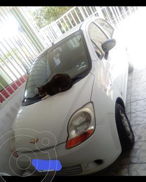 Chevrolet Matiz Paq B usado (2012) color Blanco precio $79,600