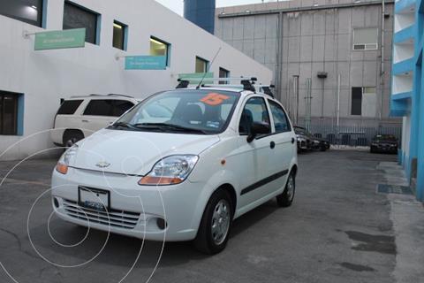 Chevrolet Matiz Paq A usado (2015) color Blanco precio $83,000