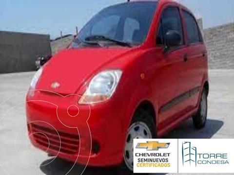 Chevrolet Matiz Paq B usado (2013) color Rojo precio $79,000
