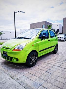 Chevrolet Matiz LS Plus usado (2015) color Verde precio $78,000