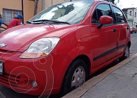 Chevrolet Matiz LS usado (2015) color Rojo Fuego precio $73,000