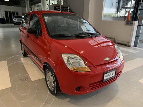 Chevrolet Matiz LS usado (2015) color Rojo precio $96,000