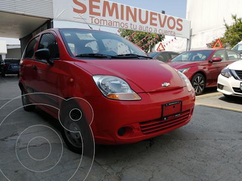 Chevrolet Matiz LS usado (2015) color Rojo precio $89,800