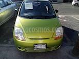 Foto venta Auto usado Chevrolet Matiz Paq A color Verde precio $88,000