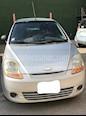 Foto venta Auto usado Chevrolet Matiz Paq A (2011) color Plata precio $74,000