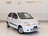 Foto venta Auto usado Chevrolet Matiz Paq B (2015) color Blanco precio $95,000