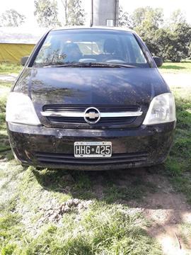 Chevrolet Meriva GL usado (2008) color Negro precio $740.000