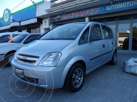 Chevrolet Meriva GL usado (2011) color Gris Bluet precio $820.000