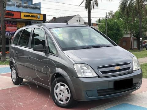 Chevrolet Meriva GL usado (2012) color Gris Oscuro precio $820.000