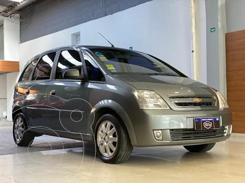 Chevrolet Meriva GLS usado (2011) color Gris Bluet financiado en cuotas(anticipo $468.000)
