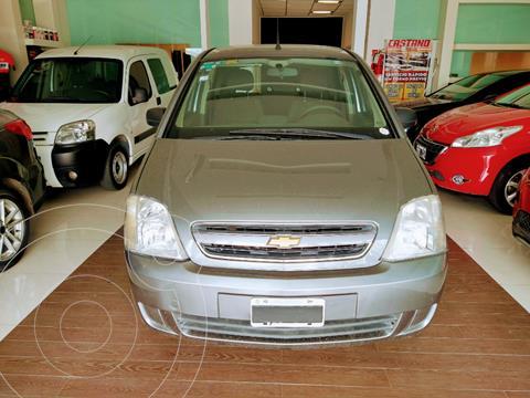 Chevrolet Meriva GLS TD usado (2012) color Gris Oscuro precio $670.000