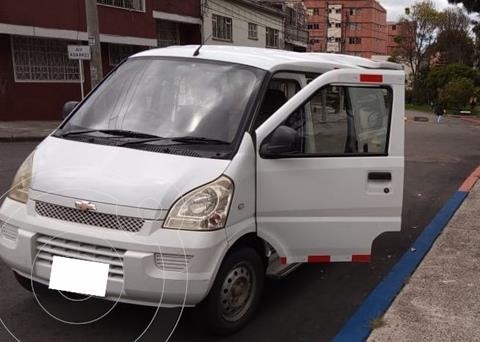 Chevrolet N300 Cargo 1.2L Plus usado (2015) color Blanco precio $36.000.000
