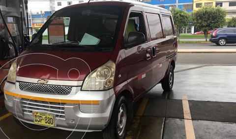 Chevrolet N300 Max 1.2 Cargo Base usado (2011) color Rojo precio u$s5,000