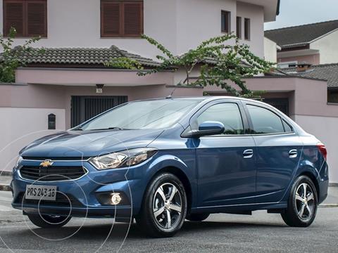 Chevrolet Onix Joy Plus Base nuevo color Azul financiado en cuotas(anticipo $76.000 cuotas desde $19.082)