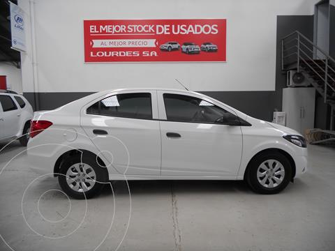 Chevrolet Onix Joy Plus Base usado (2021) color Blanco precio $1.500.400