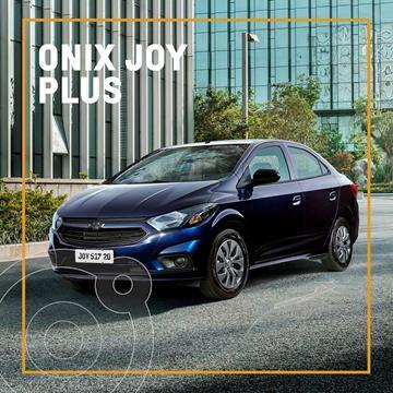 Chevrolet Onix Joy Plus Base nuevo color Azul Oscuro financiado en cuotas(anticipo $76.000 cuotas desde $19.082)