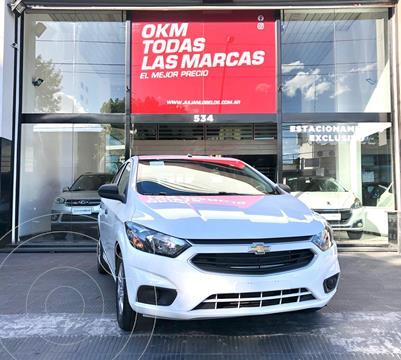 Chevrolet Onix Joy Plus Base nuevo color Blanco Summit financiado en cuotas(anticipo $675.000)