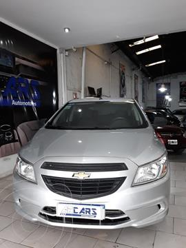 Chevrolet Onix Joy LS usado (2018) color Gris Oscuro financiado en cuotas(anticipo $1.200.000)