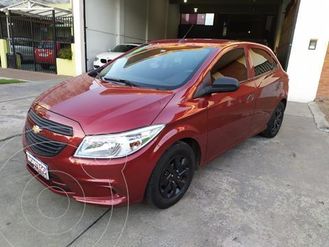 Chevrolet Onix Joy LS + usado (2018) color Rojo precio $1.050.000