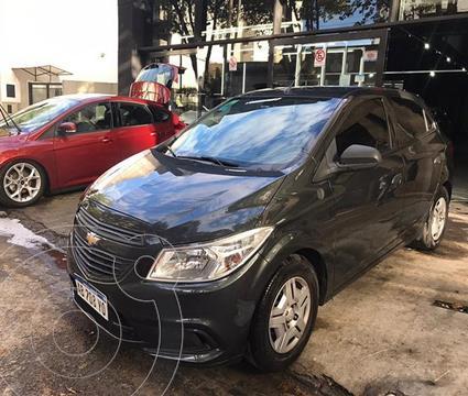 Chevrolet Onix Joy LS usado (2017) color Negro precio $1.125.000