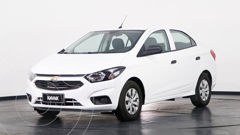 Chevrolet Onix Joy LS + usado (2021) color Blanco precio $1.760.000