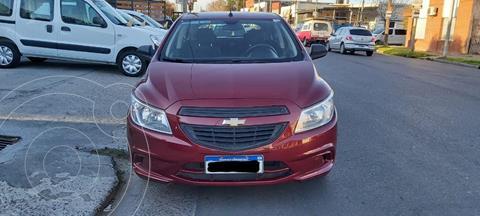 Chevrolet Onix Joy LS usado (2018) color Rojo precio $1.390.000