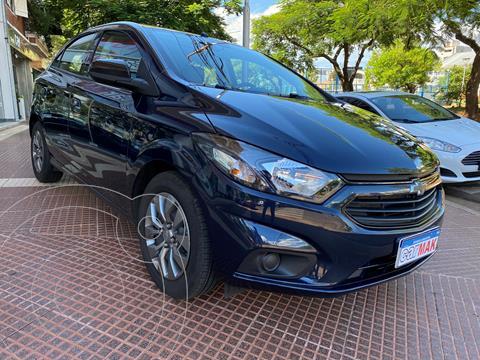 Chevrolet Onix Joy Black usado (2020) color Azul precio $1.349.990