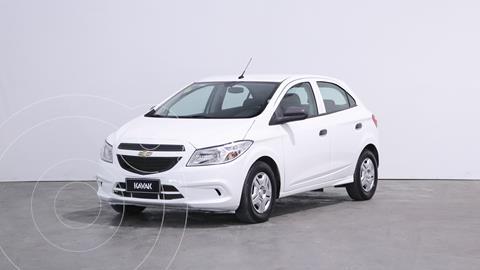 Chevrolet Onix Joy LS usado (2017) color Blanco Summit precio $1.160.000