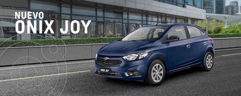 Chevrolet Onix Joy Base nuevo color Gris financiado en cuotas(anticipo $60.000 cuotas desde $12.915)