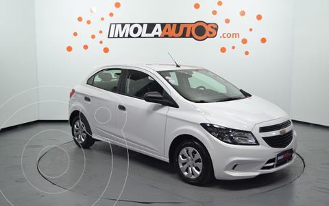 Chevrolet Onix Joy LS usado (2019) color Blanco precio $1.150.000