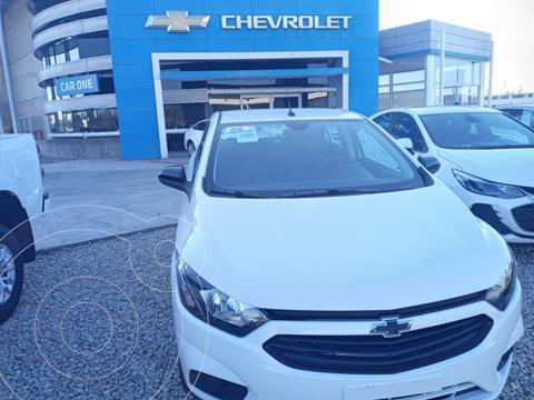 Chevrolet Onix Joy Base nuevo color Blanco financiado en cuotas(anticipo $390.000 cuotas desde $13.700)