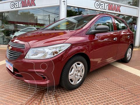 Chevrolet Onix Joy LS usado (2018) color Rojo precio $1.150.000