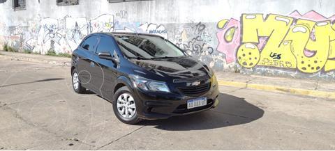 Chevrolet Onix Joy LS usado (2019) color Negro precio $1.110.000