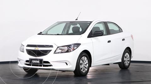 Chevrolet Onix Joy LS + usado (2019) color Blanco precio $1.530.000