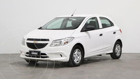 Chevrolet Onix Joy LS + usado (2018) color Blanco precio $1.390.000