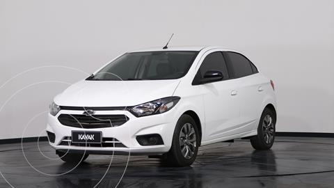 Chevrolet Onix Joy LS + usado (2020) color Blanco Summit precio $1.720.000