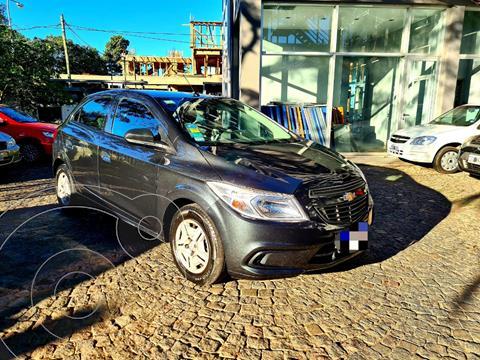 Chevrolet Onix Joy LS usado (2017) color Negro precio $1.090.000
