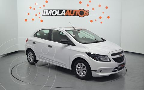 Chevrolet Onix Joy LS usado (2019) color Blanco precio $1.450.000