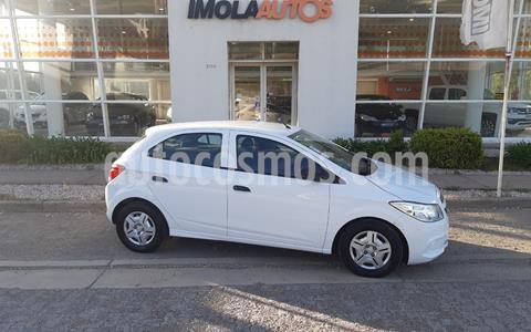 foto Chevrolet Onix Joy LS + usado (2017) color Blanco Summit precio $870.000