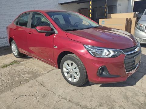OfertaChevrolet Onix Plus 1.0 LTZ Aut nuevo color Rojo precio $2.133.900