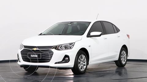 Chevrolet Onix Plus 1.2 LT usado (2020) color Blanco Summit precio $2.080.000