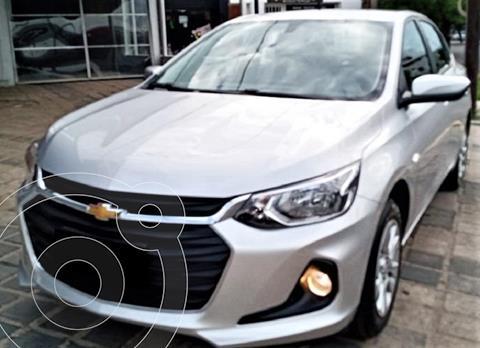 Chevrolet Onix Plus 1.0T Premier II nuevo color Plata financiado en cuotas(anticipo $150.000 cuotas desde $19.082)