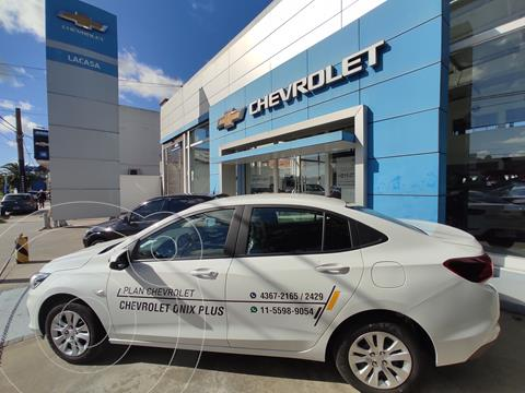 Chevrolet Onix Plus 1.2 LT usado (2020) color Blanco Summit precio $1.860.000