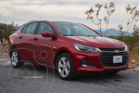 Chevrolet Onix Plus 1.0 LTZ nuevo color Rojo financiado en cuotas(anticipo $80.700 cuotas desde $21.498)