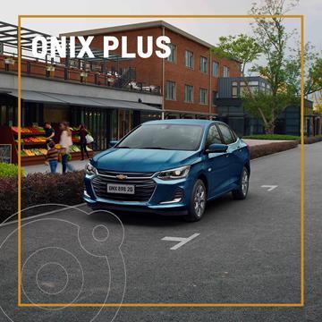 Chevrolet Onix Plus 1.0 LTZ Aut nuevo color Plata Switchblade precio $2.400.000