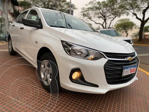 Chevrolet Onix Plus 1.2 usado (2020) color Blanco precio $1.989.990